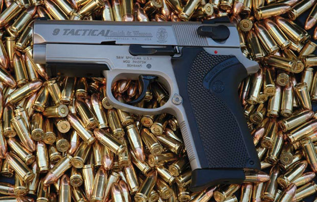 Concealed Carry Guns from Smith & Wesson Firearms