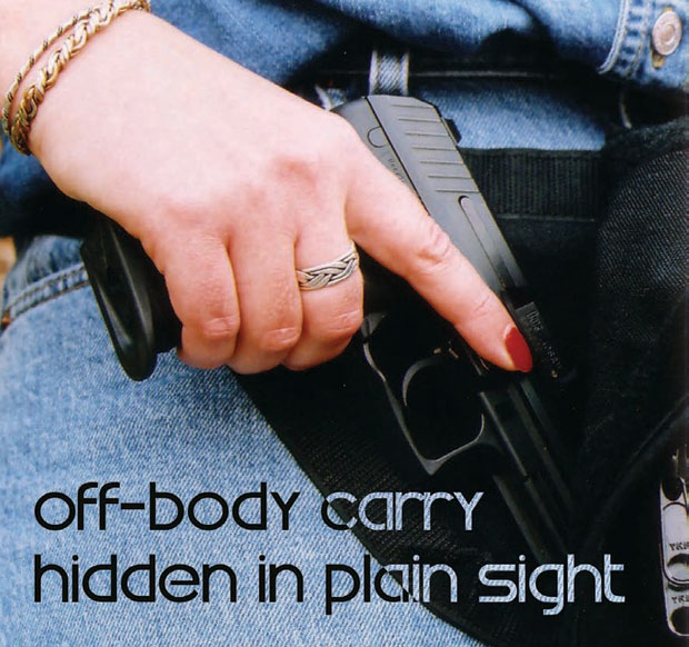 Off Body Gun Packs and Pouches
