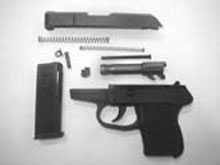 Concealment: The field stripped P3AT