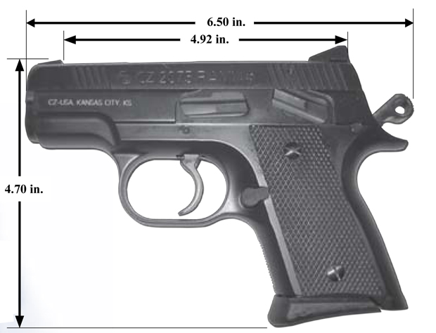 """Concealed Carry: Sub-compact """"baby"""" Glock or Springfield XD Compact"""