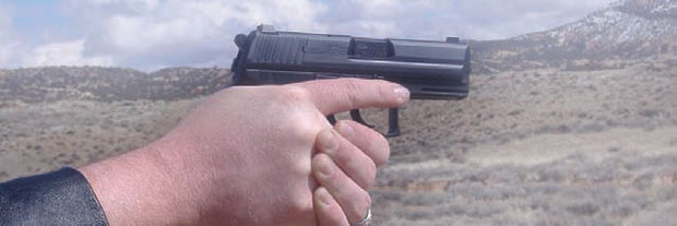 Conceal and carry guns being tested