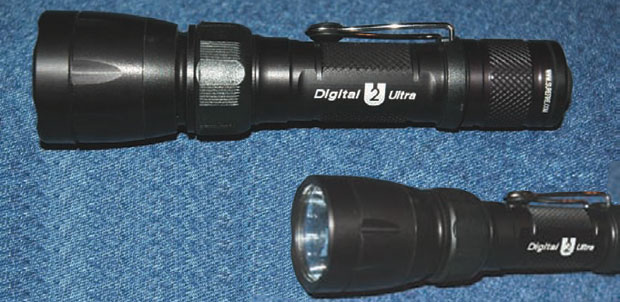 Concealed carry flashlight from SureFire