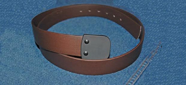 Belt holster from Liger