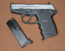 Skyy CPX-1 conceal and carry guns