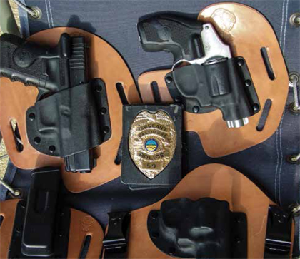 CrossBreed offers a complete line of holsters for various handguns and accessories. They are rugged, comfortable and will stand up to all you can dish out.
