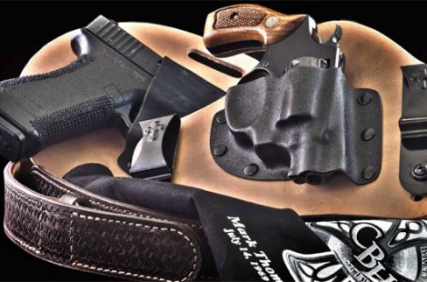 Crossbreed Holsters: Discreet, Secure, and Comfortable Concealment