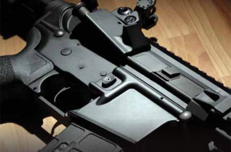 15-Year Old Uses 'Assault Weapon' to Defend Self and Sister