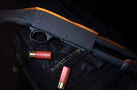 Louisiana Mother Fights Off Intruder with Shotgun