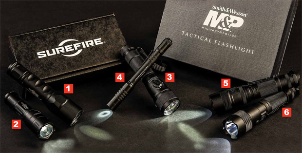 Gear We Love — From Surefire 6PX Pro to S&W M&P MP7