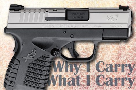 Why I Carry What I Carry: Part 1