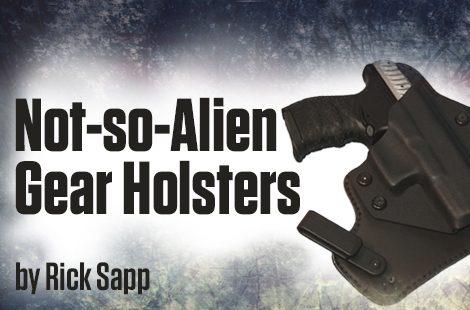 Not-So-Alien Gear Holsters