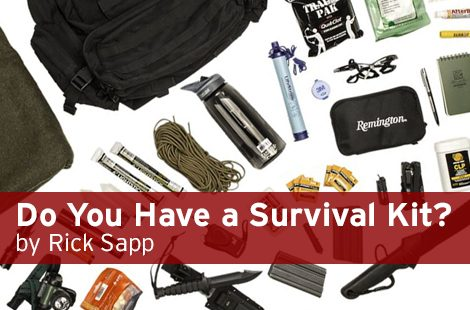 Do You Have a Survival Kit?