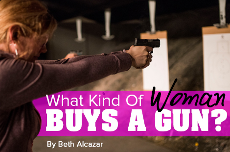 What Kind of Woman Buys a Gun?