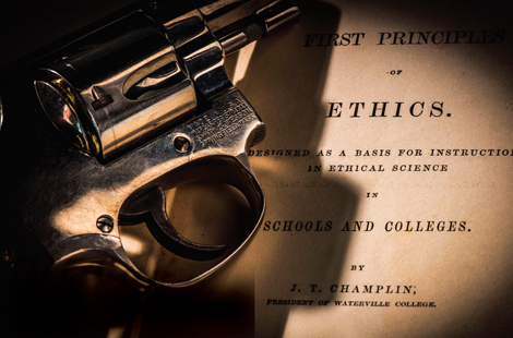 The ethics of using violence in any conflict are grounded in the culture of the people involved.