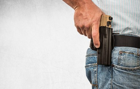 Video Proof Open Carry Doesn't Work