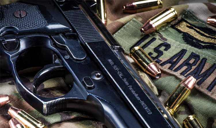 Coming Home to Beretta: Many Soldiers Choose Familiarity After Service