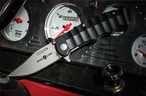 """It's ironic that just as automatic knives become legal in more and more jurisdictions, spring-assisted knives, such as this Browning Steel Duty, open faster and faster with the flick of a thumb and without the legal baggage of a """"switchblade."""""""
