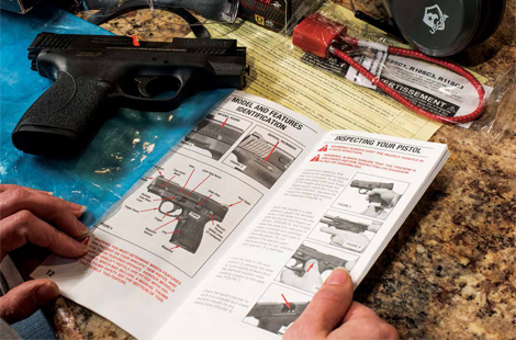 One Step at a Time: A Path to Effective Firearms Training