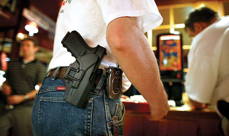 Firearms Retention Starts with Concealment