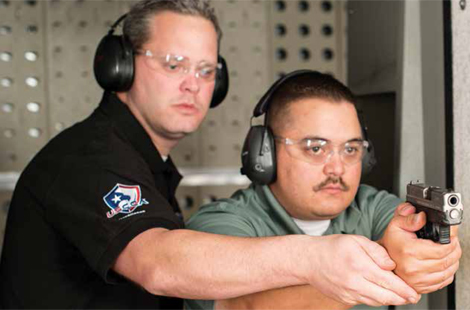 Lead by Example: As a Firearms Instructor, You Are Always on Stage