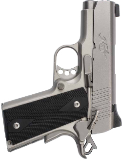 Kimber raises quality, fit and finish to levels some carriers elect not to afford. That aside, it's a dang fine pistol and carries exceptionally well.