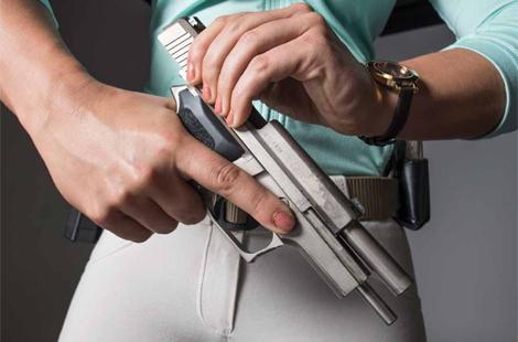 Start at the Beginning: The Essentials of Handling a Handgun
