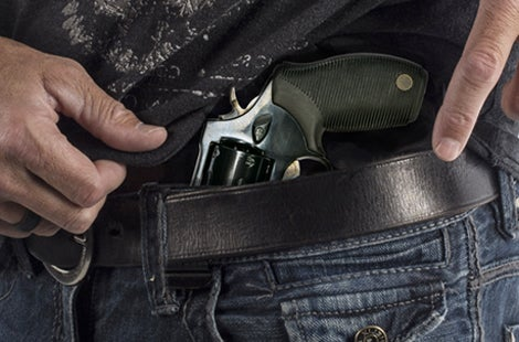 The Value of a Good Holster