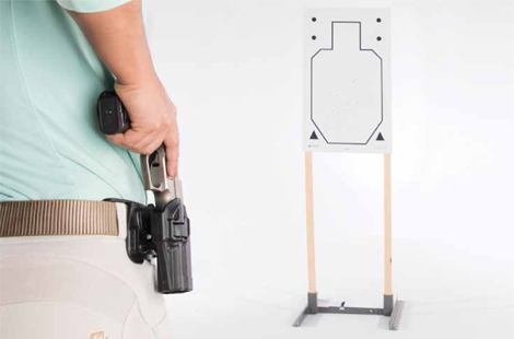 Working from the Holster: Essentials of Handgun Handling While Carrying on Your Person