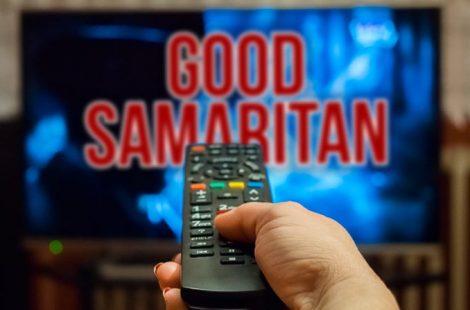 Civilian Good Samaritans Finally Get Good Press