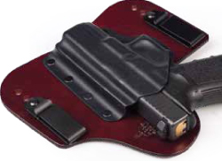 Celtic Holsters Full Celtic with firearm