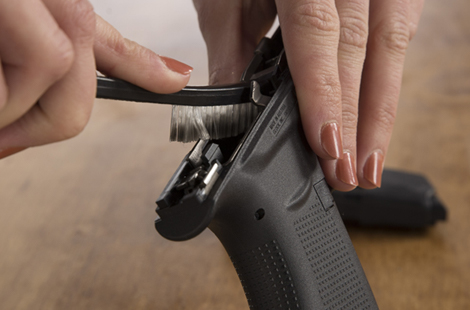 Taking Care of Your Guns Is Vital … and Easy