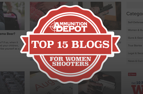 Top 15 Blogs for Women Shooters: Grateful to Be Mentioned Among the Best