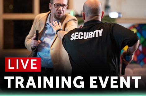 Live Training Broadcast: How to Prepare For, Prevent & Stop a Mass Shooter Threat