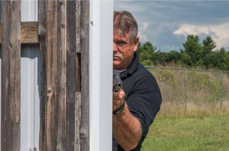 Environmental Advantages: Training to Shoot Using Cover or Concealment
