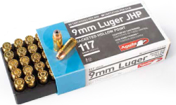 Aguila 117-Grain 9mm