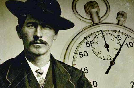 Training Advice … from Wyatt Earp?