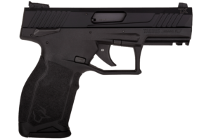Manufacturer photo of a Taurus TX22 semi-automatic pistol chambered in .22 LR.