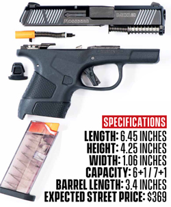 It stands to reason that any firearm Mossberg would release would be both practical and affordable.