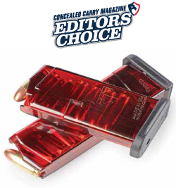 ETS Red Magazines