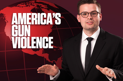 The Myth of 'Uniquely American' Violence