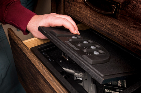 How to Choose a Gun Safe for Home Defense