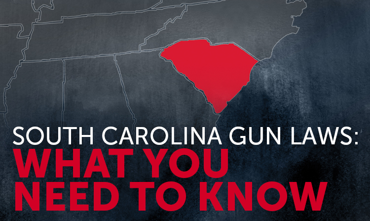 South Carolina Gun Laws: What You Need to Know