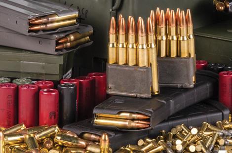 Do You Have Enough Ammo?