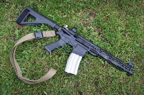 Keeping Your AR-15 Pistol Build Within Legal Limits