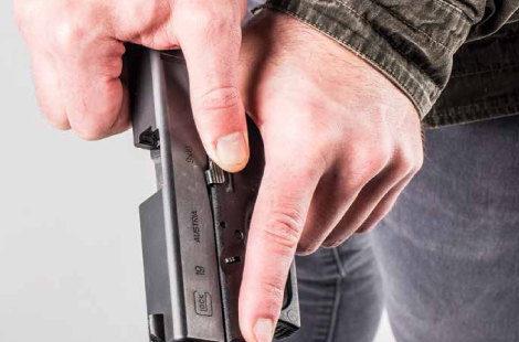 When Left Is Right: Left-Handed Operation of Right-Handed Pistols
