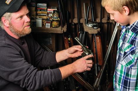 Raising the Next Generation of Gun Owners