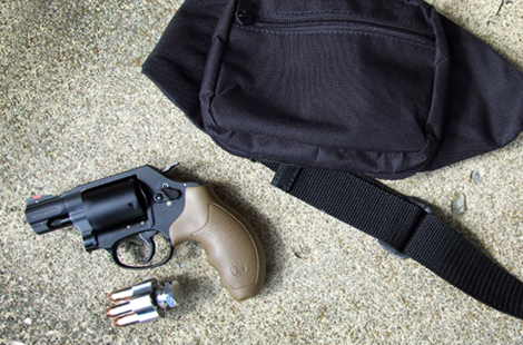Summertime Concealed Carry: The S&W Model 360 .357