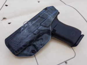 Glock 43X in Tulster Holster