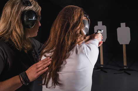 Not Every BODY Experiences Firearms Training the Same Way