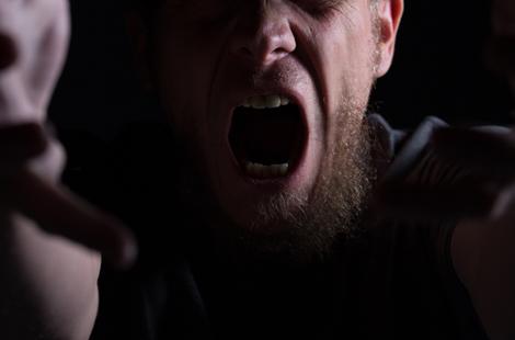 Anger and Guns: Bad Combination